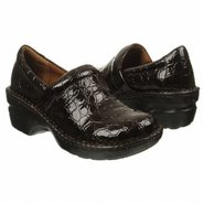 Peggy Shoes (Oxford Brown Pat Cro) - Women's Shoes