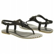 Overton Sandals (Black) - Women&#39;s Sandals - 7.0 M