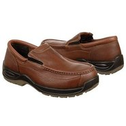 Twin Gore Slip On Shoes (Brown) - Men&#39;s Shoes - 11