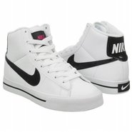 Sweet Classic Hi Shoes (Wht/Blk/Rave Pink) - Women