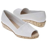 Sprig Break Shoes (White Leather) - Women&#39;s Shoes 