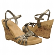 Plush Around Sandals (Nickel/Silver Combo) - Women