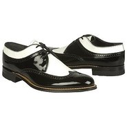 Dayton Shoes (Blk Pat W/ Wht Lthr) - Men's Shoes -