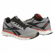 SMOOTHFLEX 2.0 Shoes (Grey/Black/Red) - Men's Shoe