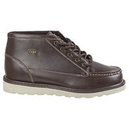 Enity Boots (Oxblood/Cream) - Men's Boots - 7.5 D