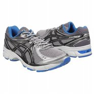 GEL EQUATION 6 Shoes (Silver/Black/Blue) - Men&#39;s S