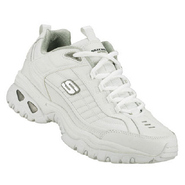 Afterburn Shoes (White) - Men's Shoes - 9.5 M