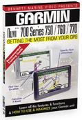 Garmin nuvi 750/760/770 Instructional DVD by Benne