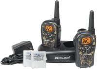 Midland LXT385VP3 22 Channel GMRS Radios Camo Bat/