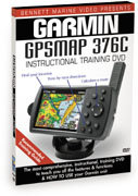 Garmin GPSMAP 376C Instructional DVD by Bennett Ma