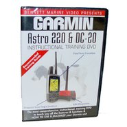 Garmin Astro Instructional DVD by Bennett Marine