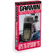 Garmin GPS 76/GPSMAP 76 Instructional DVD by Benne