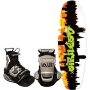 AIRHEAD Graffiti City Wakeboard w/ Assault Binding