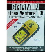 Garmin Venture Cx Instructional DVD by Bennett Mar