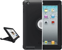 Defender Series for Apple iPad 3rd Generation - Bl