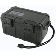 2500 Series Black Waterproof Case