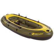 Fish Hunter 6 Person Inflatable Boat