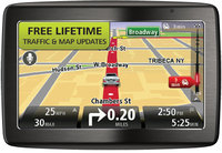 VIA 1535TM Large-Screen Bluetooth GPS System w/ Li