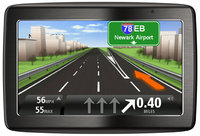 VIA 1435 Wide-Screen Bluetooth GPS System