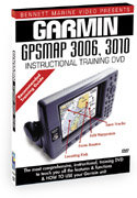 Garmin GPSMAP 3010C/3006C Instructional DVD by Ben