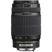 D FA 55?300mm for 4?5.8 ED Telephoto Zoom Lens