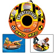 SportsStuff Big Crossover 1 Person Snow/Water Tube