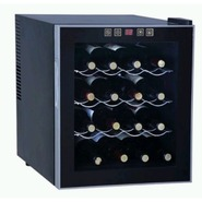 WC-1682 16-Bottle Wine 7 Beverage Cooler (semicond
