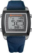 BOSS ORANGE Chronograph Digital Fabric Mens Watch