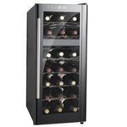 WC-2192DH 21 Bottle Dual-Zone Thermo-Electric Wine