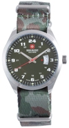 Trooper Canvas Mens Watch 06-4T1-04-006T