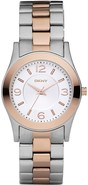 Two-Tone Stainless   Steel Ladies Watch NY8232