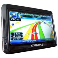 LSY-700 - Portable Multimedia Player with GPS
