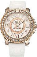Pedigree White Jelly Ladies Watch 1900792