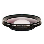 OPT58EF X-TREME 58mm 0.3X HD Super Fisheye Lens fo
