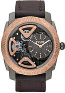 Mechanical Twist Leather Mens Watch ME1122