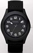Black Nylon Vintage   Mens Watch JR1294