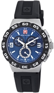 Racer Rubber Chronograph Mens Watch 06-4R2-04-003