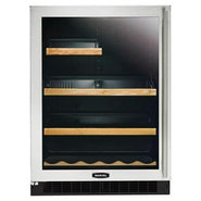 Luxury Series 6GARMBSGL - 24  W Glass Door Refrige