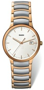 Centrix Rose Gold-Tone Mens Watch R30554103