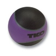 509RMB-TT-2  2 lb. Rubberized Medicine Ball - Purp