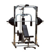 PSM1442XS Powerline Smith Machine Package