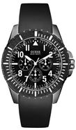 Chronograph Silicone Mens Watch U96017G1