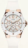 Feminine Sport Rose Gold Ladies Watch U12652L1