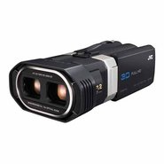 GS-TD1B Full HD 3D Camcorder, 64GB Built-in Memory