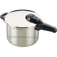 918060607 Stainless Steel 6-Quart Pressure Cooker