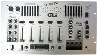 X-4880 0Stereo Pre-amp Mixer