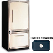 301500LCBL 30  Bottom Freezer Refrigerator Left Hi