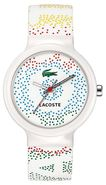 Watch Goa Multicolor Silicone Unisex Watch 2010531