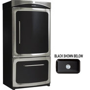 311500LBLK 36 Counter-Depth Bottom Freezer Refrige