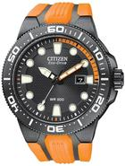 Eco-Drive Scuba Fin Rubber Mens Watch BN0097-11E